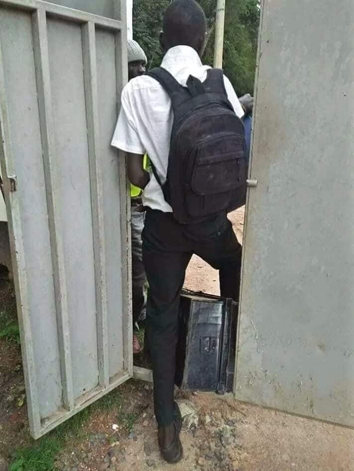 Kapenguria Boys High School boy walks 50 kilometres after being sent home for fees