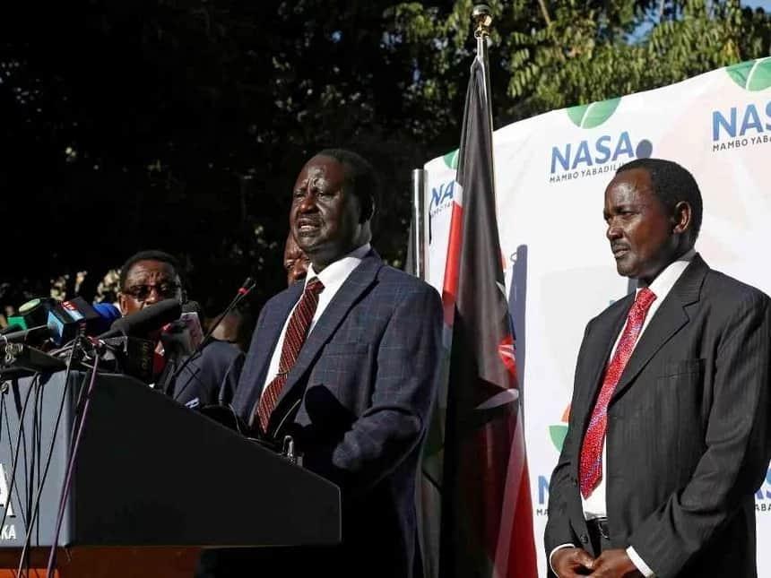 Kesi ya Raila katika Mahakama Kuu yapata pigo la kwanza