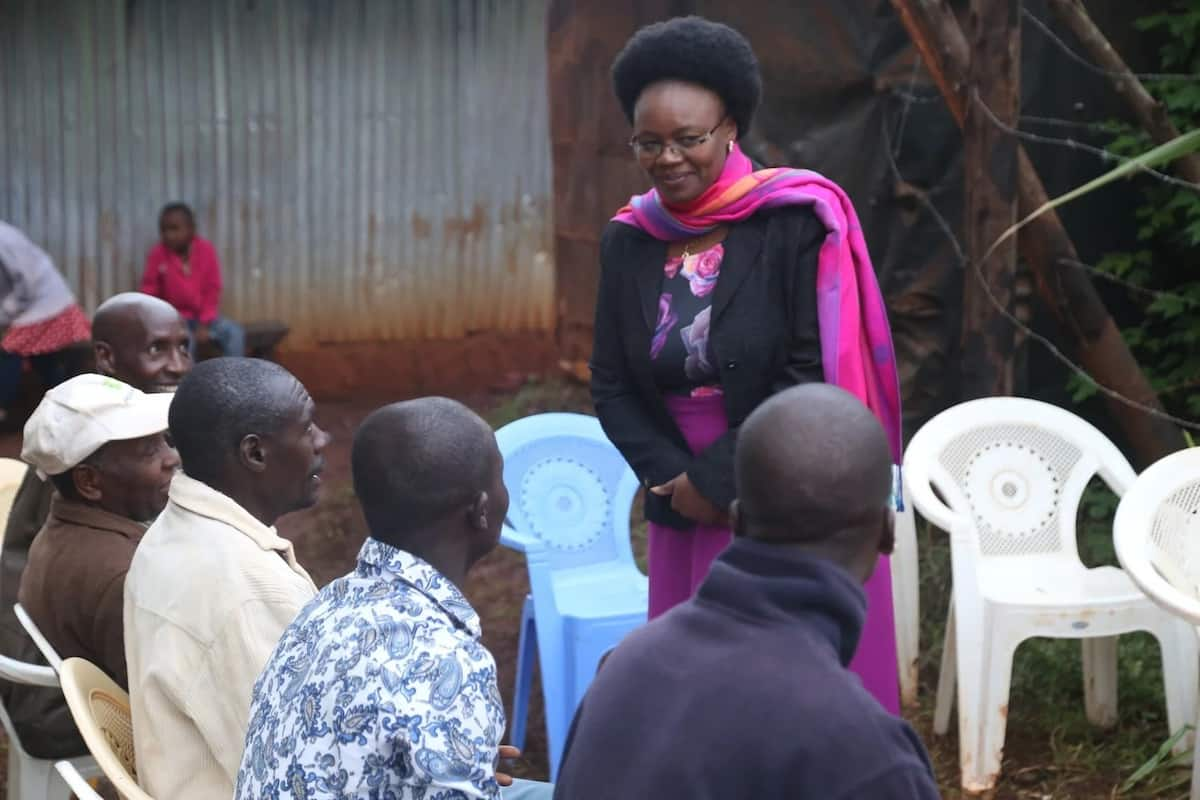Kikuyu elders now want men to marry more than one wife