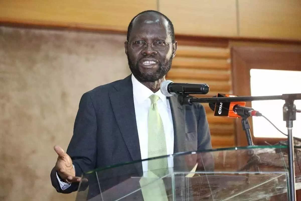 Court dismisses Kisumu ex governor Ranguma's election petition appeal