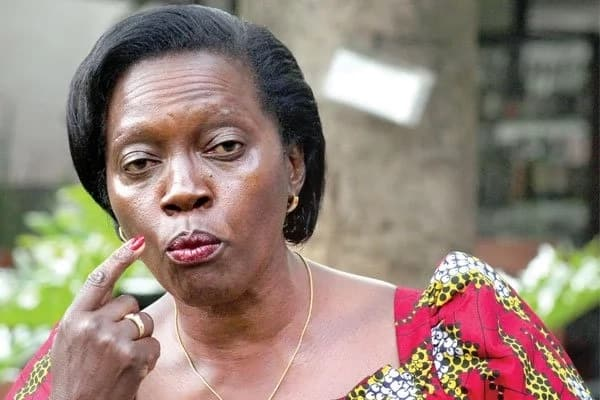 DP Ruto's security interferred with Kirinyaga elections - Karua