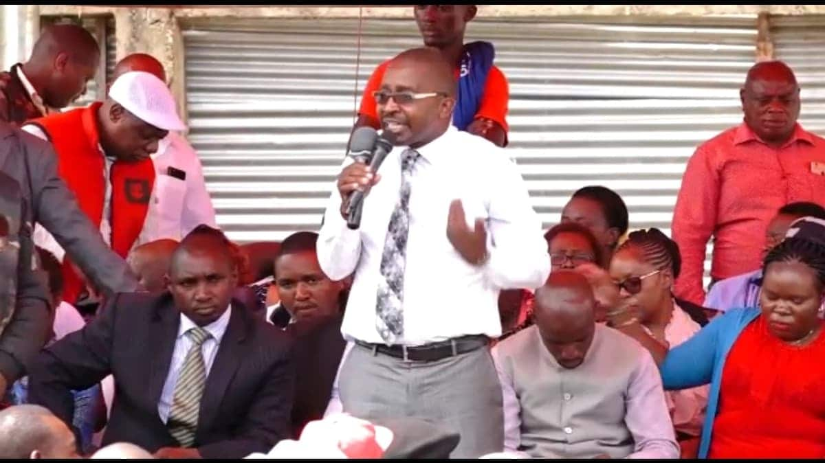 Governor Sonko, other cartels are frustrating Murang'a because it is Uhuru's last term - Governor Wa Iria
