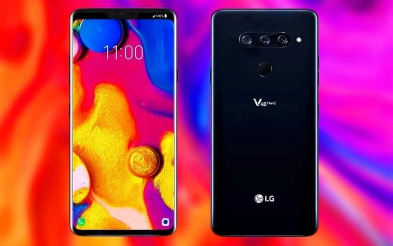 LG V40 latest phones in kenya and their prices latest android phones
