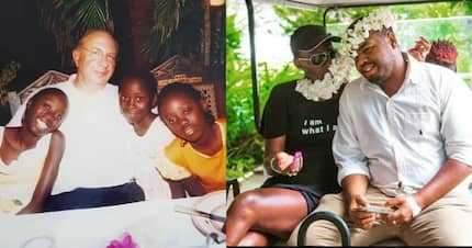 When I fall in love, I give birth as a gift until he walks away – Akothee