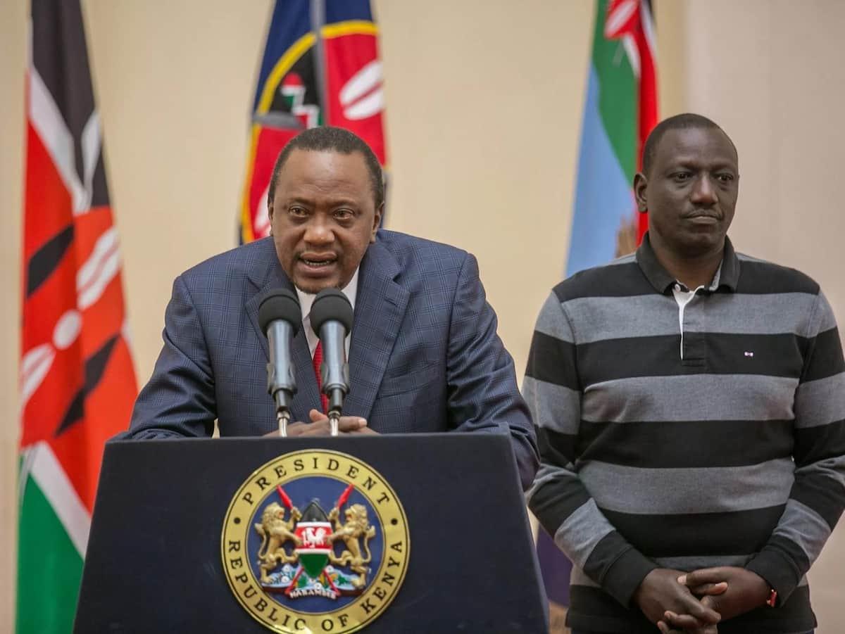 Uhuru atuma onyo kali kwa Maraga baada ya Mahakama ya Juu Zaidi kufutilia mbali ushindi wake