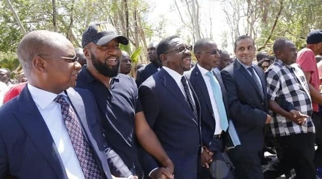 Supremacy battle continue as court orders Boinnet to reinstate security of 141 NASA leaders