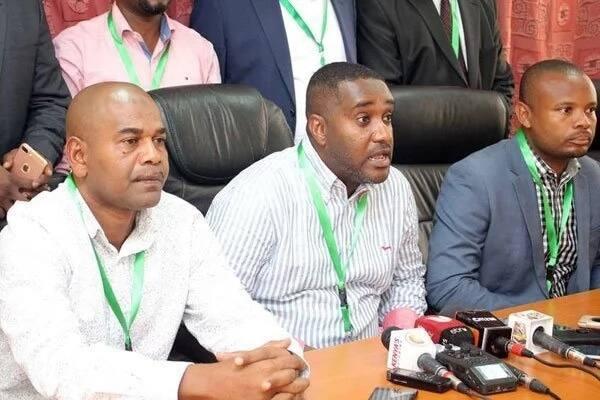 NASA MPs from Coast region threaten to abandon Raila