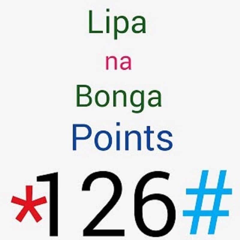 safaricom bonga points, how to check bonga points, how to register for bonga points