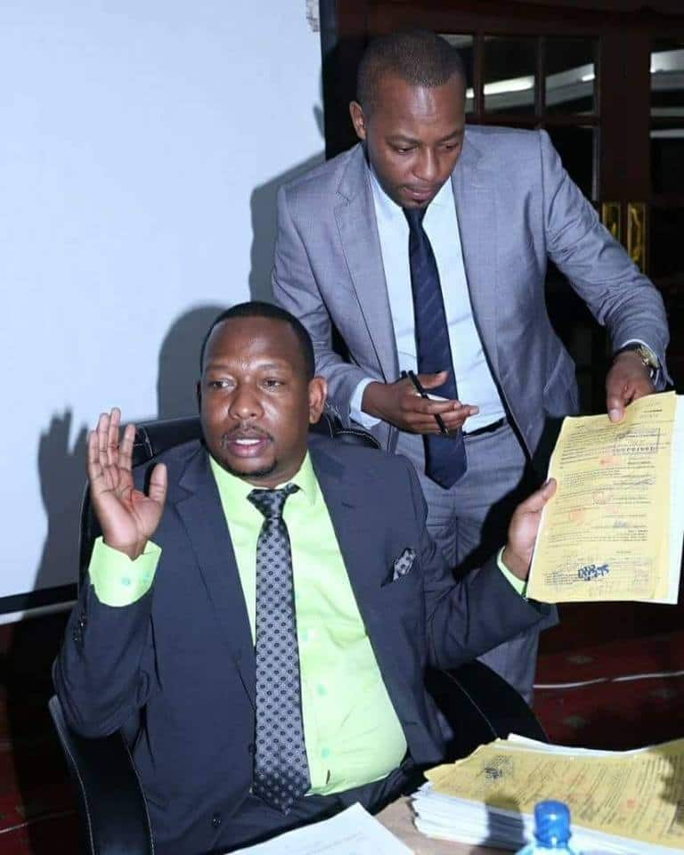 Mike Sonko's former strategist claims life in danger after bitter fallout