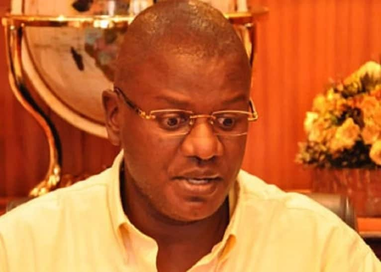 Sitowahi kuweka nambari ya Paybill nikitafuta msaada - Mcheshi Eric Omondi awazima mahasimu