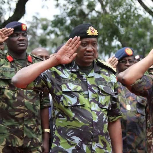 Single KDF soldiers paid KSh 20, married, KSh 40 a day to fight