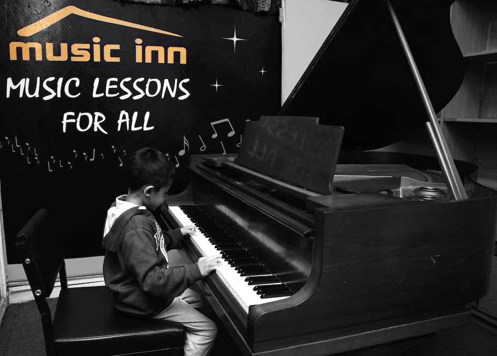 music school in Kenya