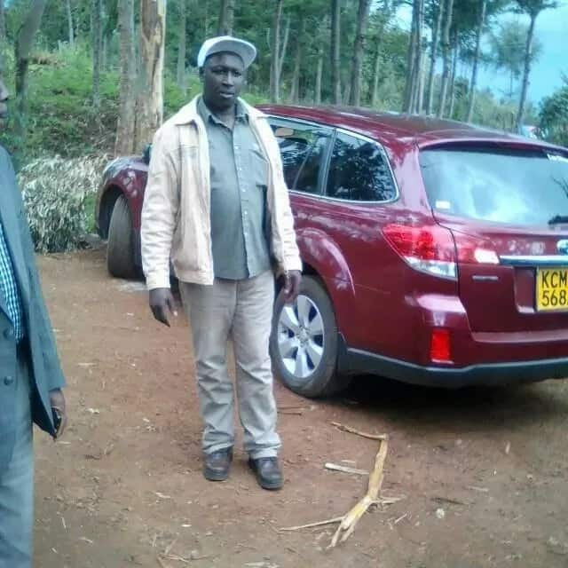 Have you seen him? Limuru market vice chairman goes missing, family needs help to find him