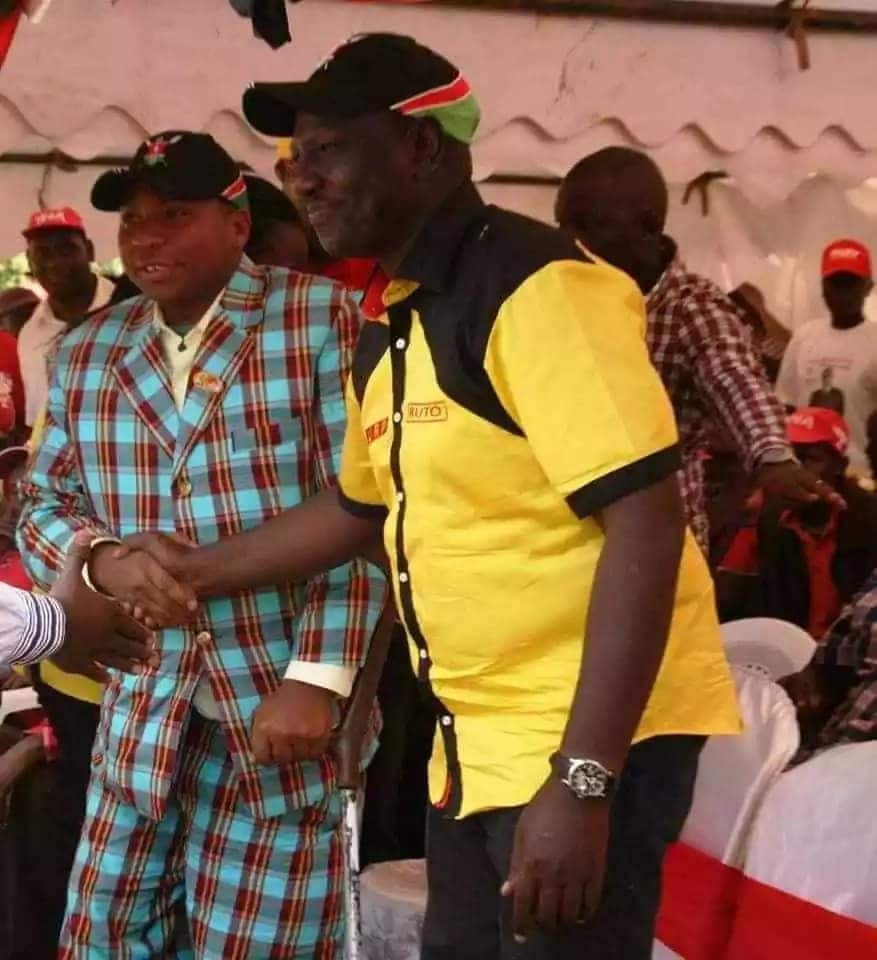 Nominated KANU MP living with disability pens glowing tribute to William Ruto