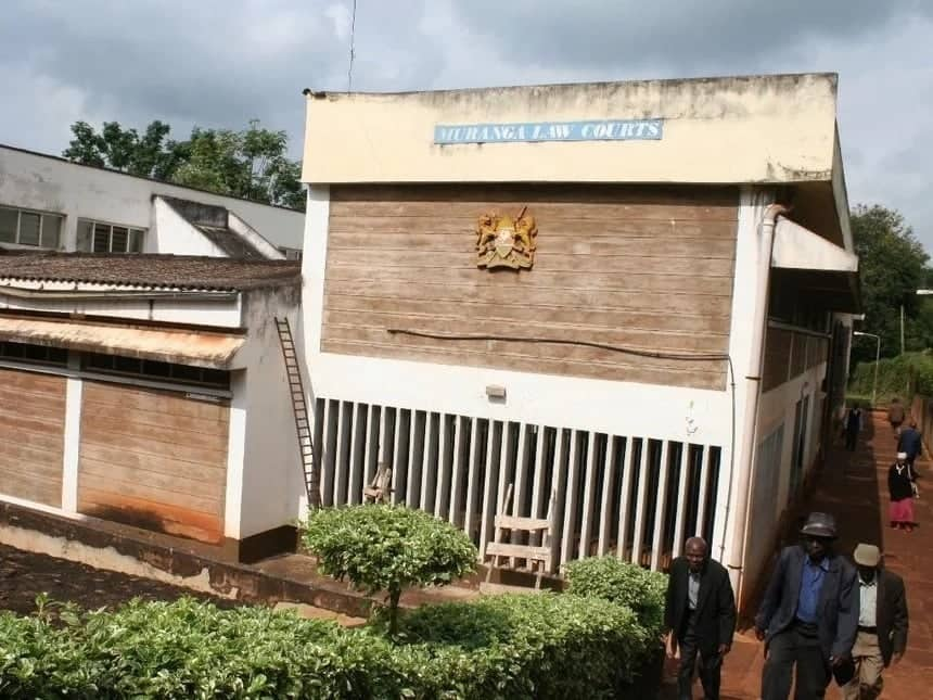 Murang'a man who sodomised mother, infected her with STI charged