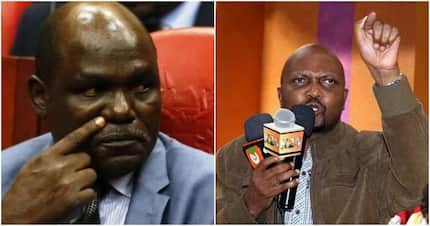 It's time for IEBC chair Chebukati to leave - Moses Kuria