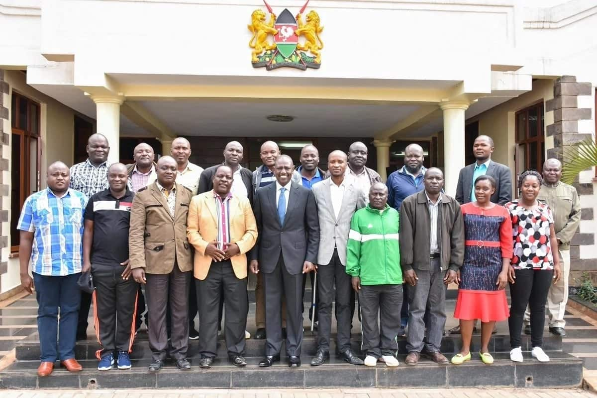 William Ruto continues with 2022 strategy as he hosts Kakamega MCAs