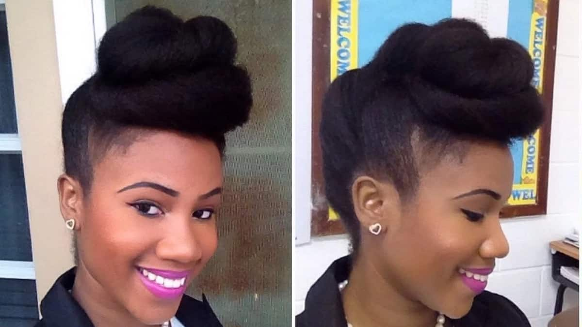 Latest African Hairstyles For All Black Women In 2019