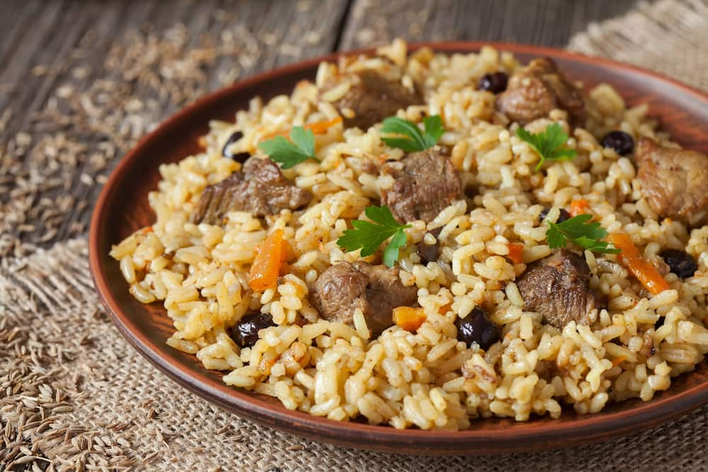 How to cook pilau with pilau masala