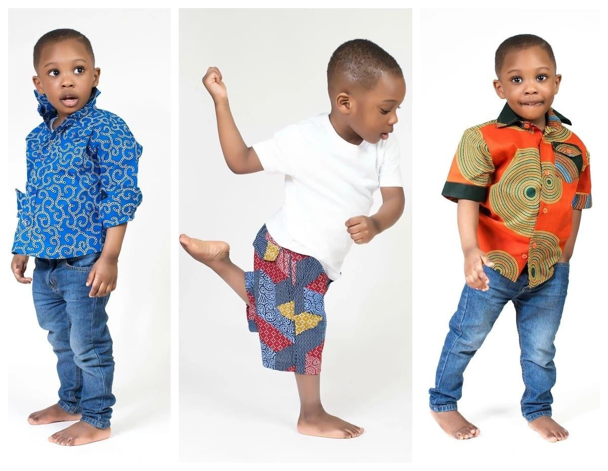 3f982db1749 Latest African wear for kids ▷ Tuko.co.ke