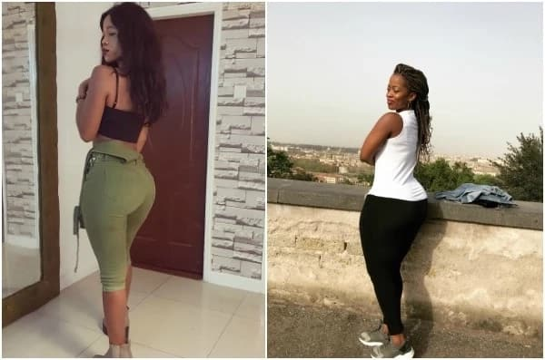 Who has it all? Sisters Corazon and Taureen Kwamboka face off in 12 sizzling photos