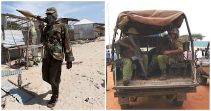 Several police officers feared dead following al-Shabaab attack in Mandera County