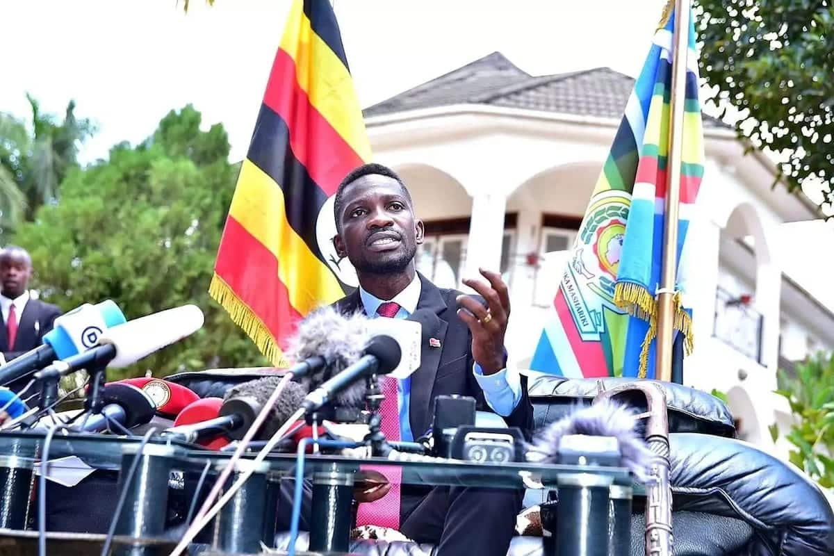 Firebrand Ugandan Opposition MP Bobi Wine reveals plan to remove Museveni from power