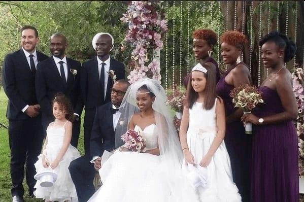 Sarah Hassan wedding photos, dress, video & story