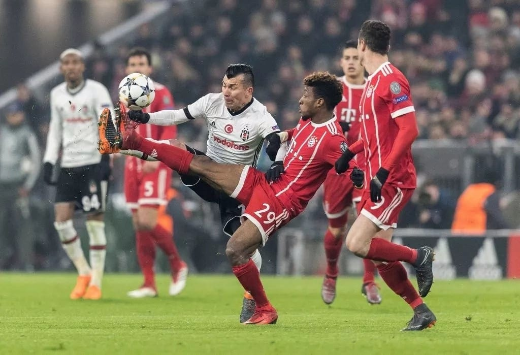 Arsenal considering KSh 5.8 billion bid for Bayern Munich winger Kingsley Coman