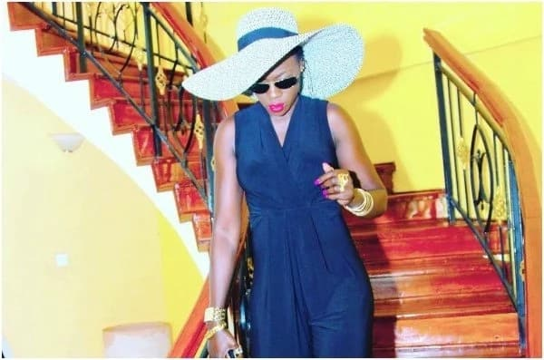 Mother of five Akothee warming up to yet another pregnancy but she has conditions