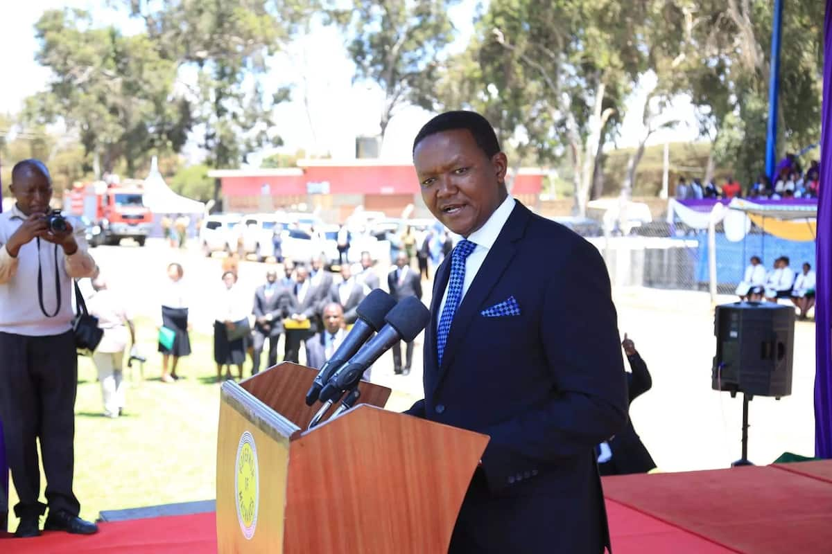 Court of appeal nullifies Alfred Mutua's election