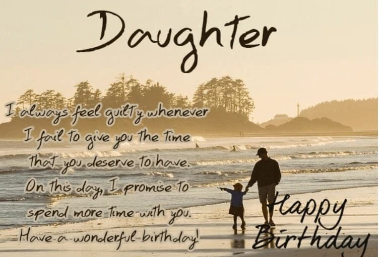 Birthday wishes for daughter from dad Birthday wishes for daughter from mom Best birthday wishes for a daughter