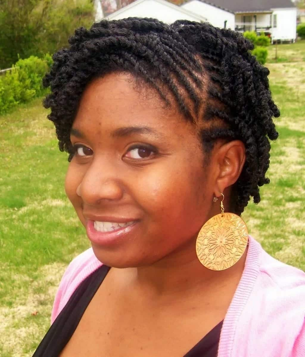 short natural hairstyles for black women natural hairstyles for black women short curly hairstyles for black women styles for short natural hair