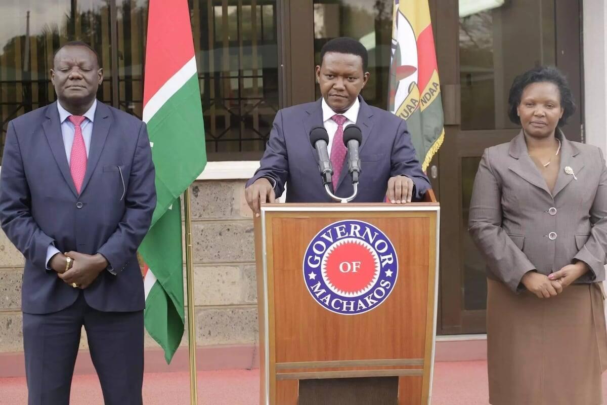 Alfred Mutua initiates plan to reposes grabbed public land in Machakos county