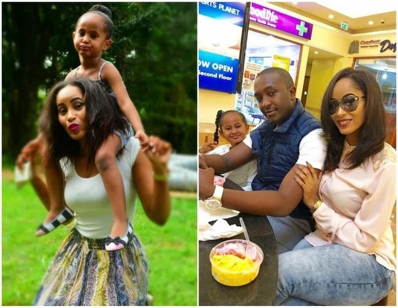 Rich Steve Mbogo has the cutest family ever