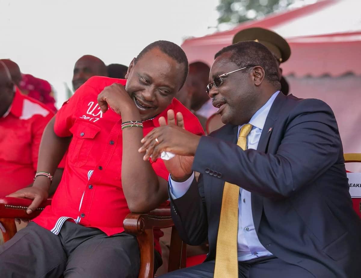 Jubilee inabadilisha sheria kumwapisha Uhuru Raila akisusia uchaguzi wa marudio