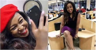 Betty Kyallo warms up with new colleagues ahead of TV comeback