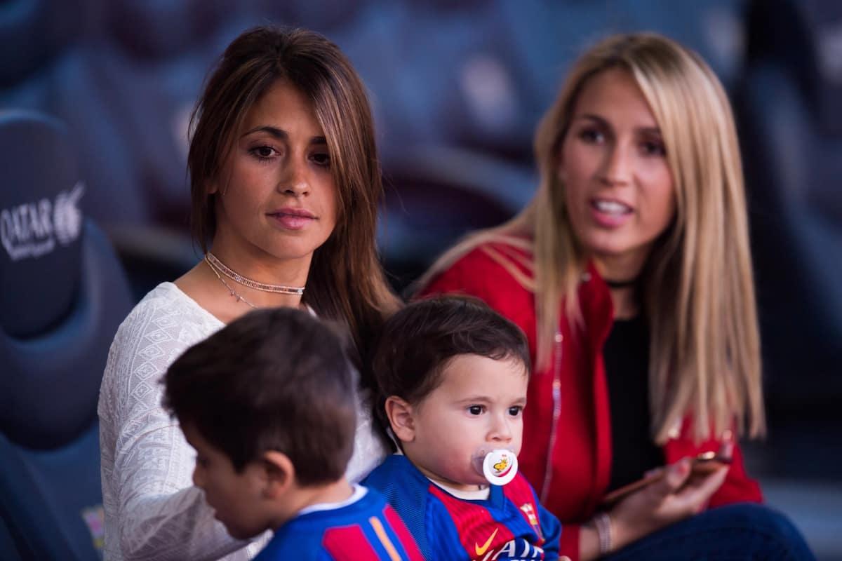 Picha 17 za kusisimua za Messi na mkewe mrembo Antonella