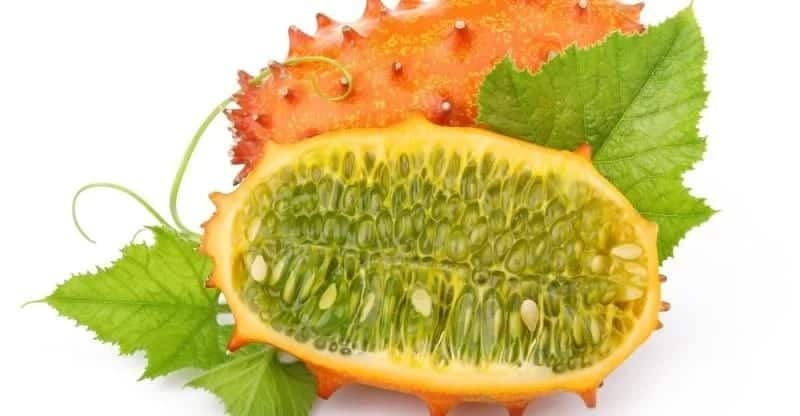 Thorn melon and blood pressure  Health benefits of thorn melon Thorn melon fruit