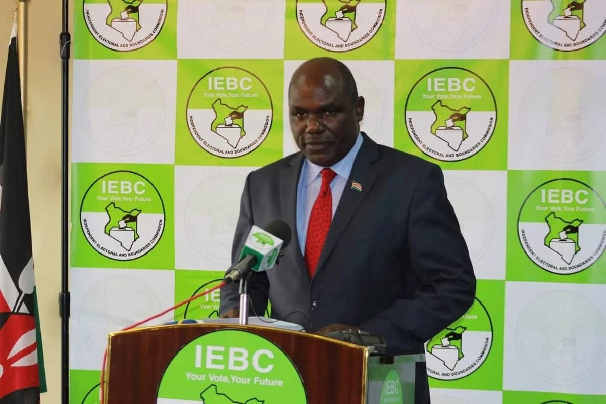 The IEBC chairman better prepare to announce me president in 2027 by bullet or by bullet - Babu Owino