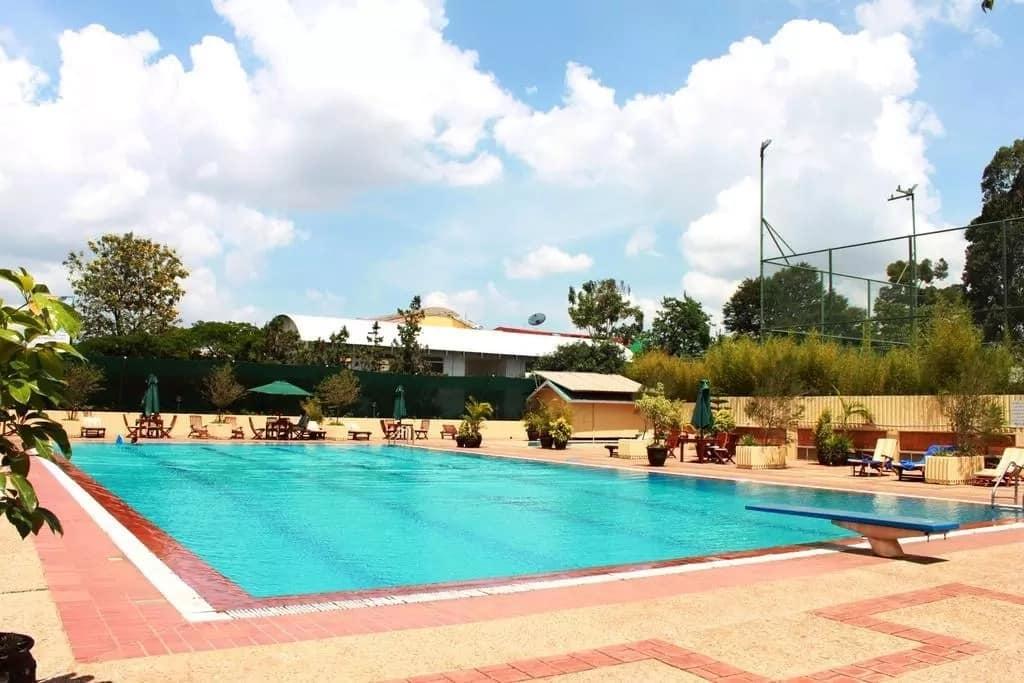 Nice hotels in Nairobi