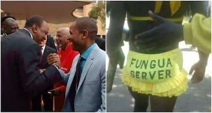 Babu Owino sparks laughter online after asking NASA male supporters to finally date Central Kenya ladies