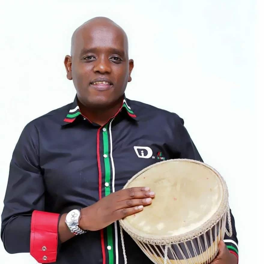 Dennis Itumbi in rare defence of Larry Madowo after he was summoned by DCI over David Ndii