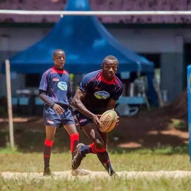 Matosa Rugby Team.