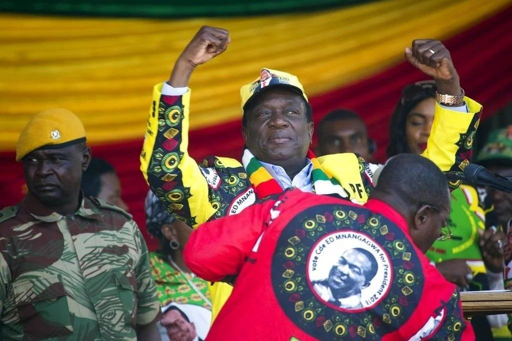 Political confusion looms in Zimbabwe as Opposition leader declares he's ready to form government despite losing