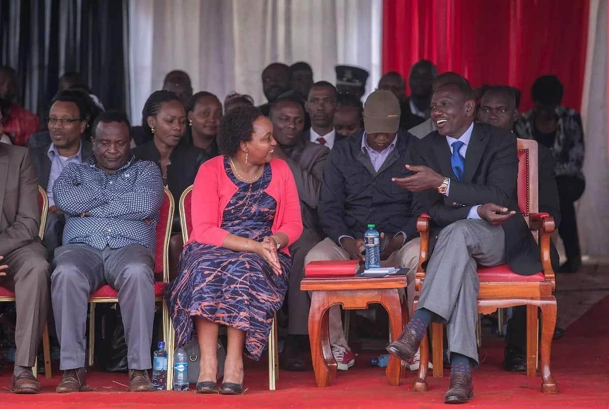 I will sue Ipsos like I sued Raila for calling me corrupt - Anne Waiguru