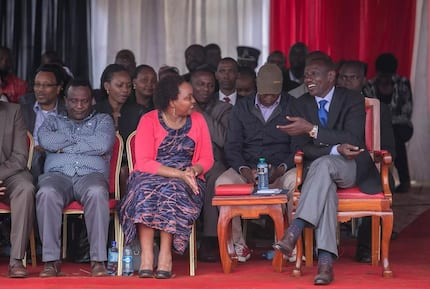 I will sue Ipsos like I sued Raila for calling me corrupt - Anne Waiguru