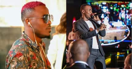 Ali Kiba accused by baby mama of defaulting on child support payments