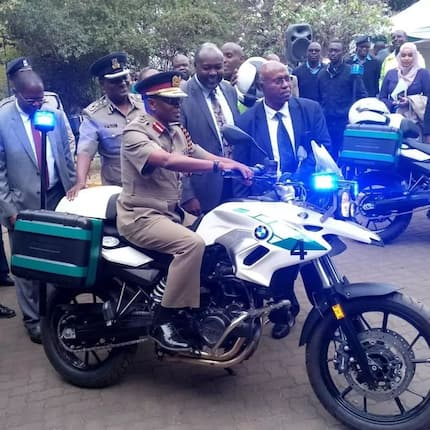 Traffic police to start monitoring speed and drunk driving as NTSA officially exits Kenyan roads
