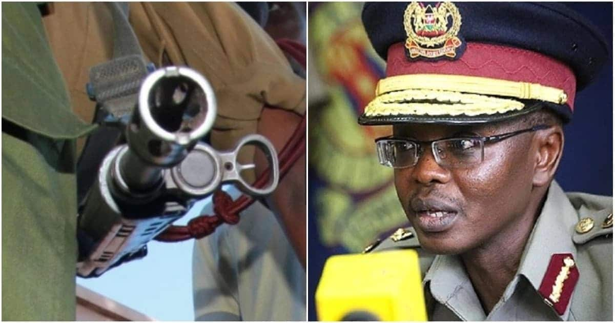 Fresh report unearth disturbing reasons why junior Kenyan police officers open fire on their bosses